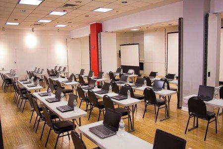 NYC training rooms Salle de réception Flatiron Event Hall image 5