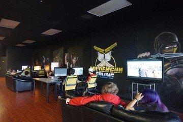Autres villes  Café Golden Gun Gaming image 0
