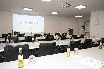 Düsseldorf  Salle de réunion SEMINAR.HAUS - Room Heinrich image 2