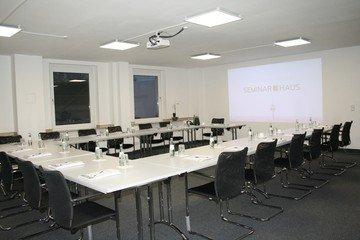 Düsseldorf  Salle de réunion SEMINAR.HAUS - Room Heinrich image 3