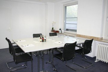 Düsseldorf  Salle de réunion SEMINAR.HAUS - Room Ruth image 1