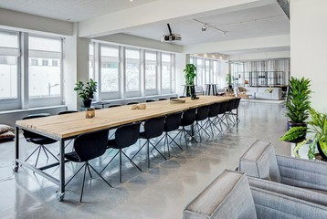 Rotterdam conference rooms Meeting room The Loft by Wicked Grounds image 6