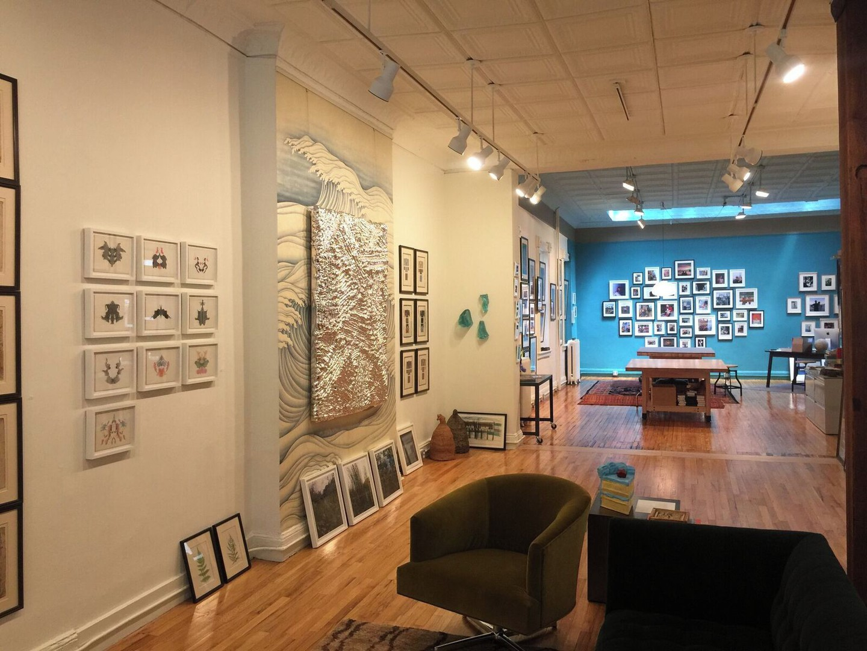 NYC  Galerie ILevel Studio image 3