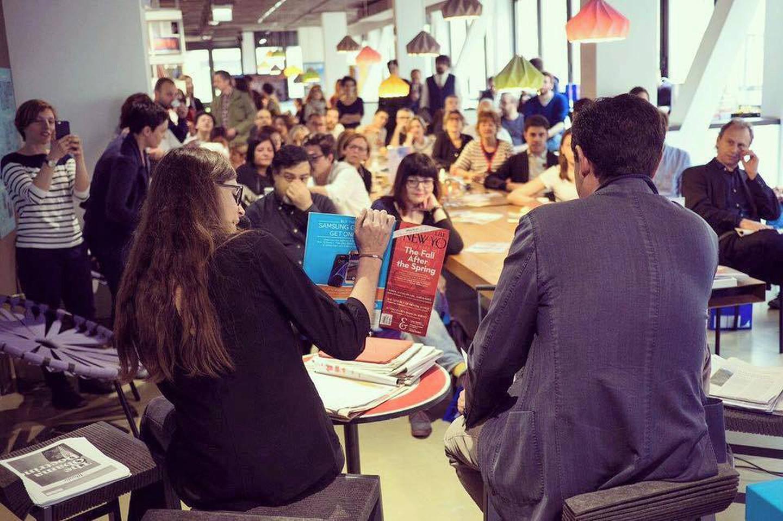 Rest der Welt workshop spaces  Open Milano image 1