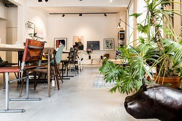 Amsterdam  Meetingraum The Atelier by Wicked Grounds image 6