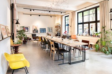 Amsterdam  Meetingraum The Atelier by Wicked Grounds image 1
