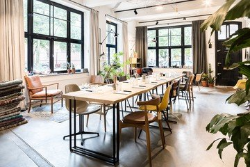 Amsterdam  Meetingraum The Atelier by Wicked Grounds image 2
