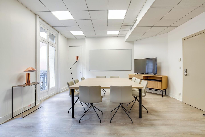 Paris Salles de formation  Salle de réunion Mogador - Trinité image 0