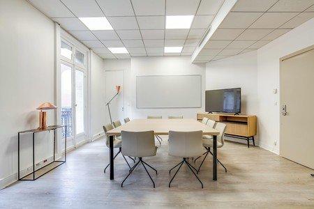 Paris Salles de formation  Meeting room Mogador - Trinité image 0