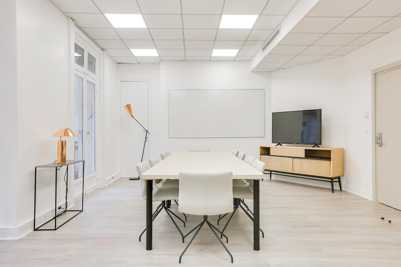 Paris Espaces de travail Salle de réunion Mogador - Trinité image 3