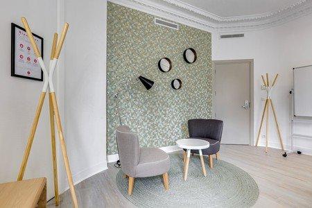 Paris  Meeting room Mogador  - Lazare image 0