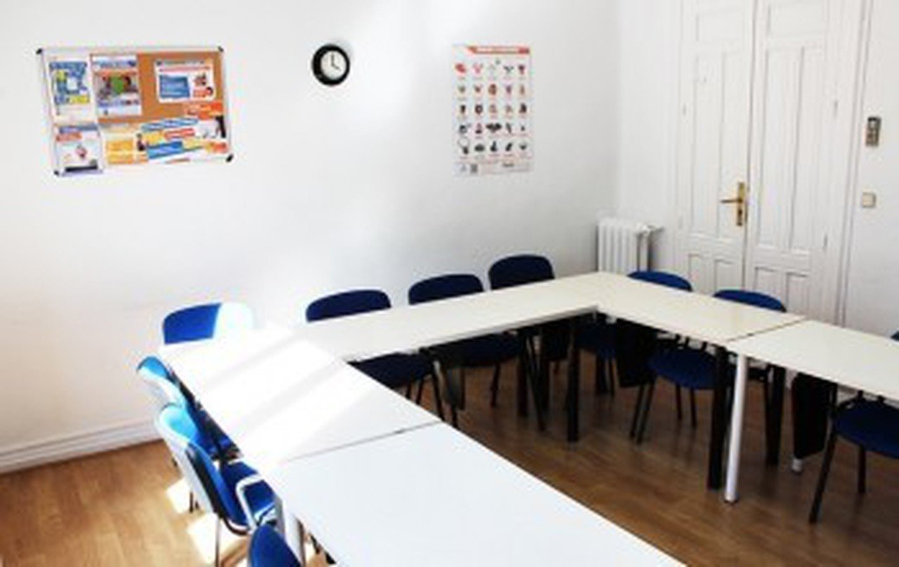 Madrid training rooms Meetingraum AIL Formación - Gaudi image 1
