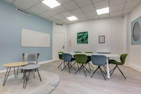 Paris  Salle de réunion Mogador - Garnier image 1