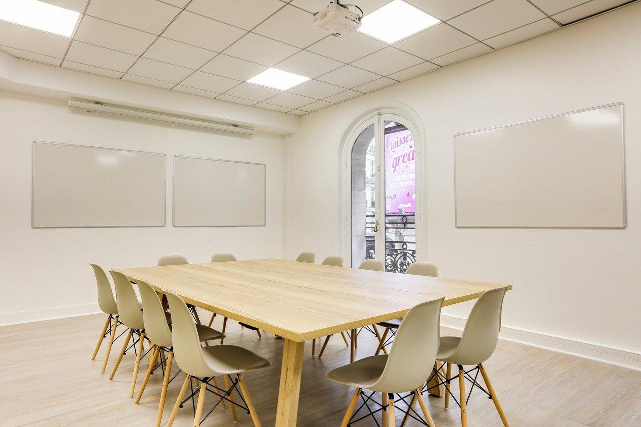 Paris  Meetingraum Mogador - Victoire image 2