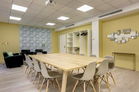 Paris  Meeting room Mogador - Victoire image 0