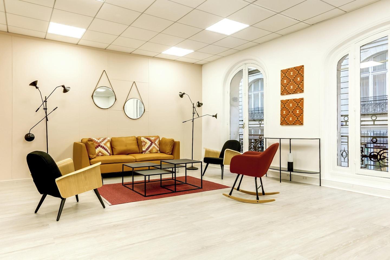 Paris Espaces de travail Meetingraum Mogador _ Lorette image 2