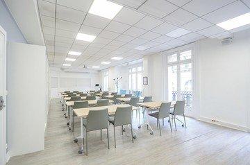 Paris Salles de conférence Meeting room Coocon space - Mogador- Théâtre image 3