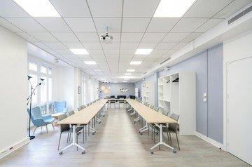 Paris Salles de conférence Meeting room Coocon space - Mogador- Théâtre image 4