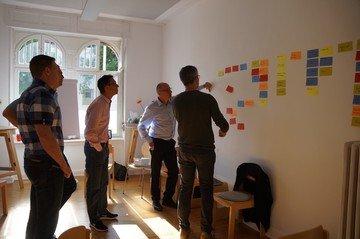 Autres villes  Salle de réunion 3RAUM Workspace image 2