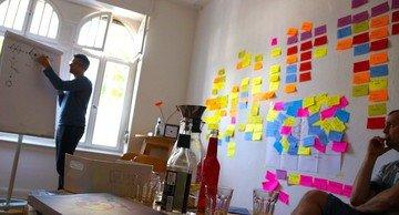 Rest der Welt  Meetingraum 3RAUM Workspace image 1