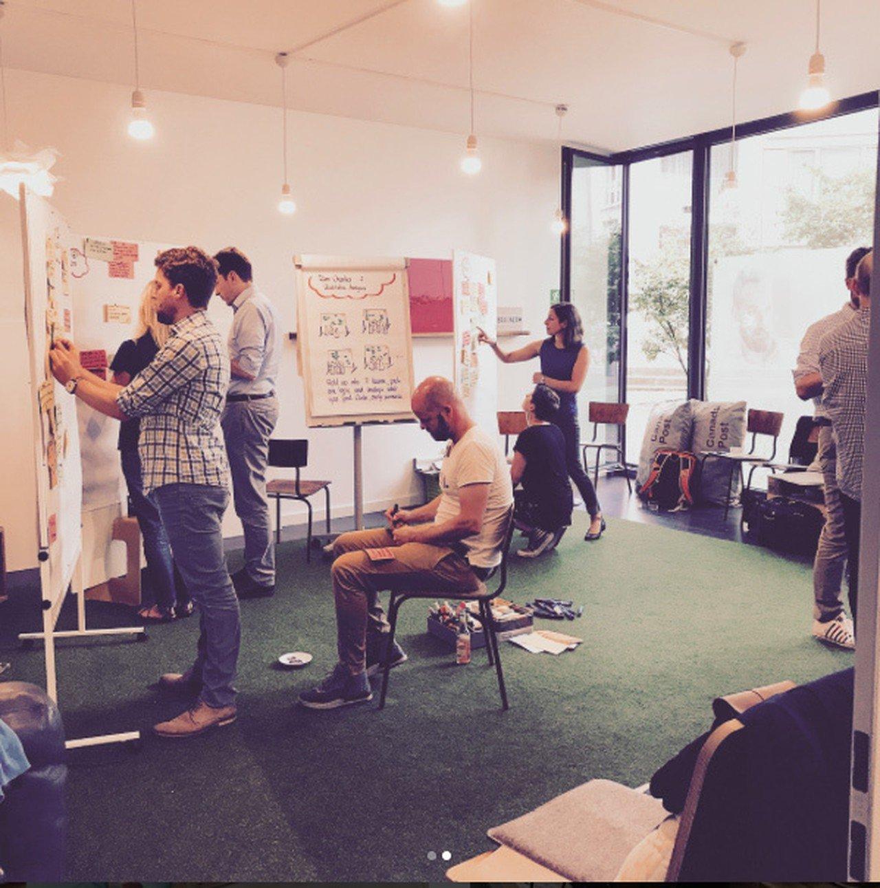 Hamburg workshop spaces Meeting room Brainery image 0