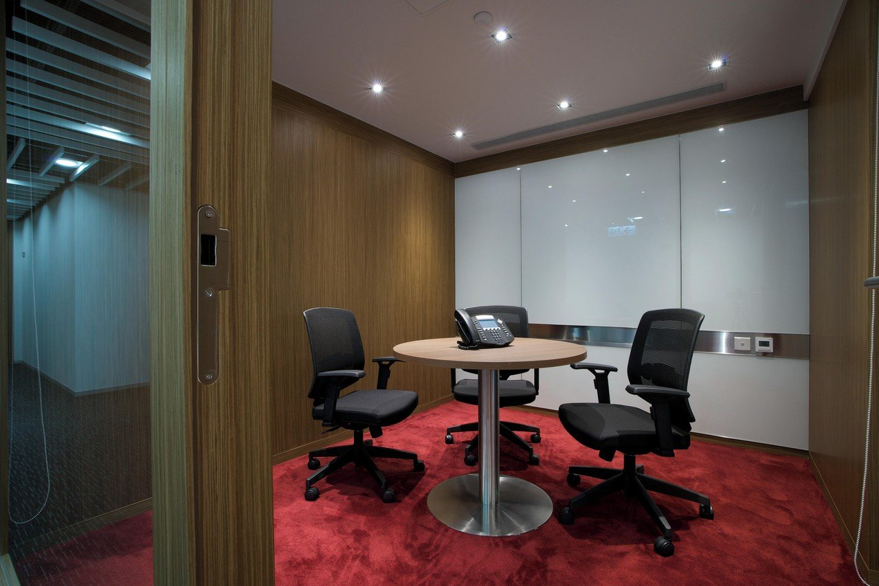 Hong Kong conference rooms Salle de réunion Nan Fung Tower, 4 PAX image 0