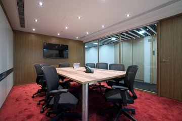 Hong Kong conference rooms Salle de réunion Nan Fung Tower, 8 PAX image 2