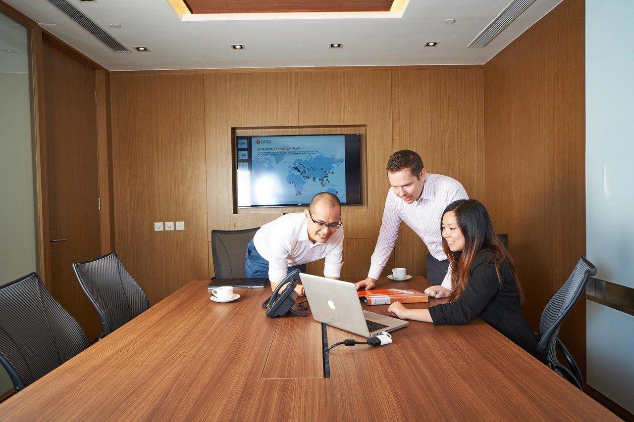 Hong Kong conference rooms Meetingraum 12 PAX image 0
