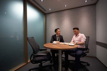 Hong Kong conference rooms Meetingraum 4 PAX image 0