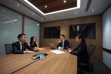 Hong Kong conference rooms Meetingraum 8 PAX image 0
