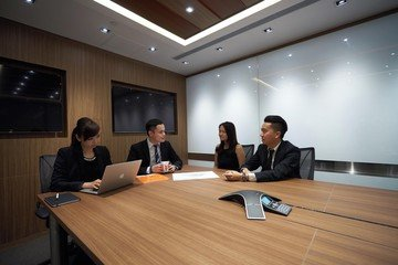 Hong Kong conference rooms Meetingraum 12 PAX image 1