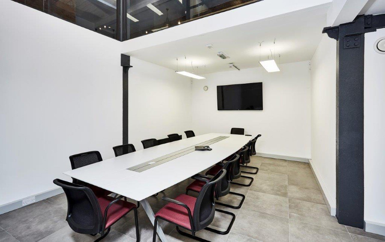 Manchester  Meeting room Jactin House image 0