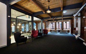Manchester  Salle de réunion Jactin House image 2