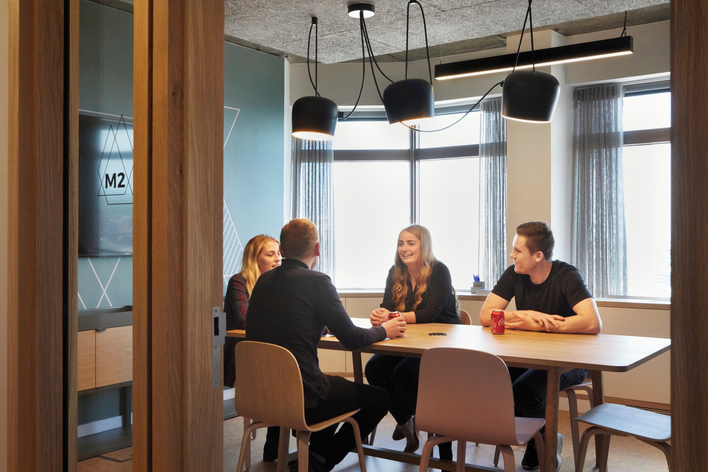 Birmingham conference rooms Meetingraum Alpha Works image 0