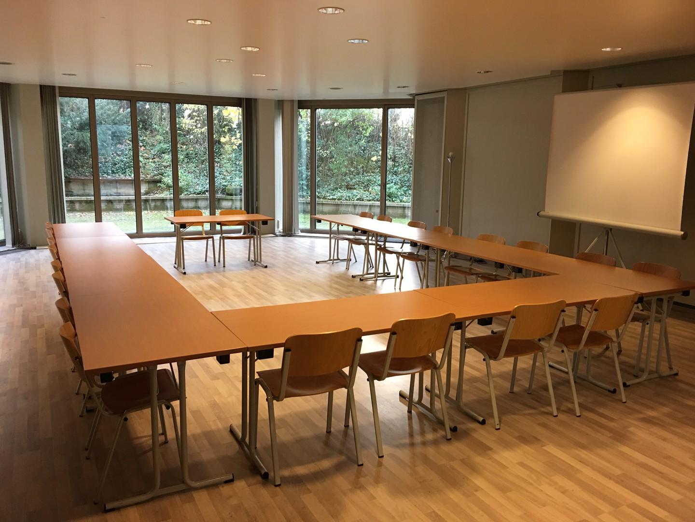 Cologne  Salle de réunion In Beethovenpark Large, Köln image 4
