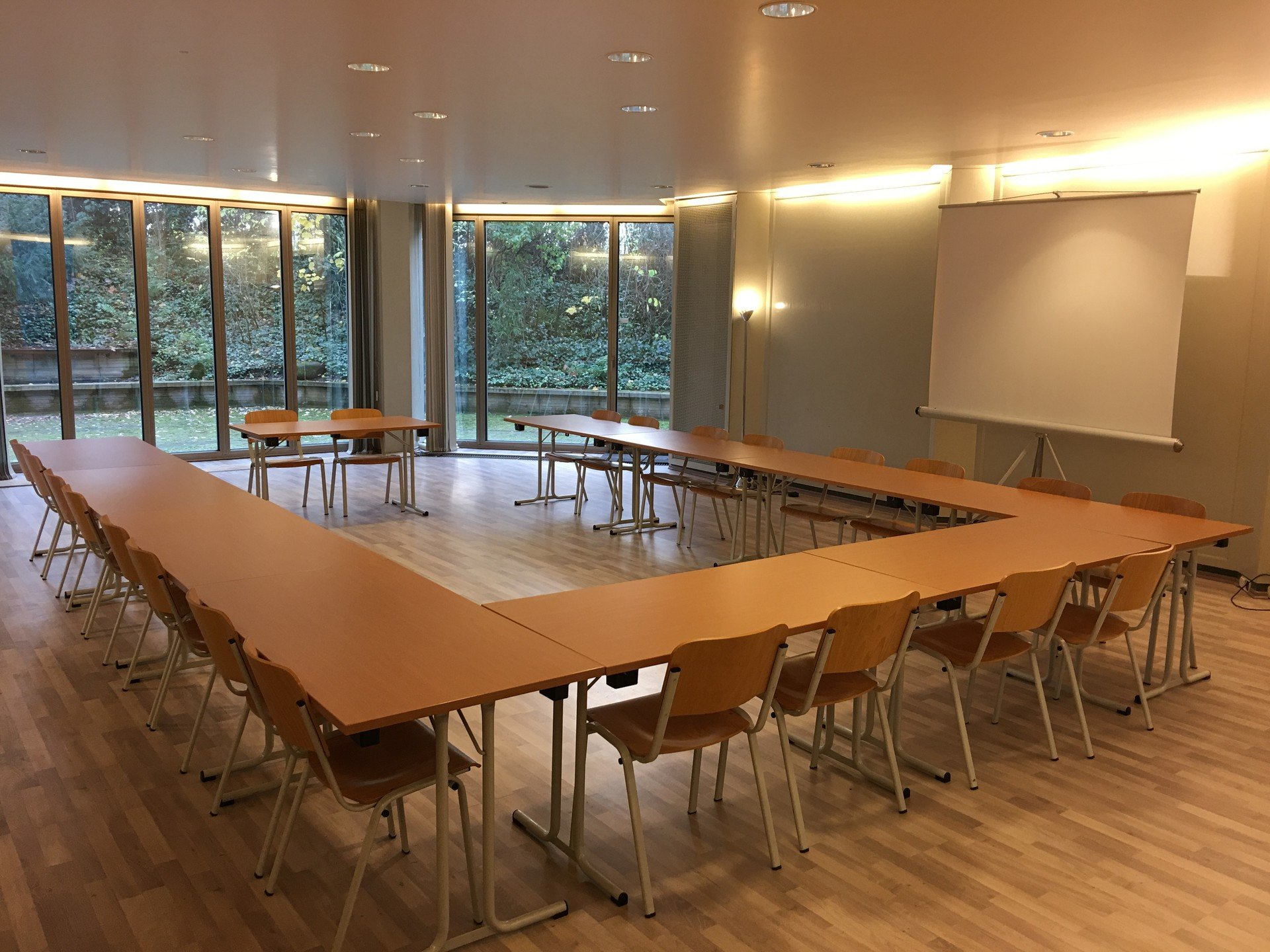 Cologne  Salle de réunion In Beethovenpark Large, Köln image 6