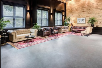 Amsterdam corporate event venues Unusual The Lounge by Wicked Grounds image 6