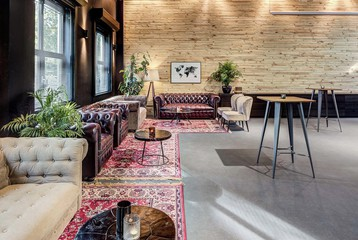 Amsterdam corporate event venues Unusual The Lounge by Wicked Grounds image 4