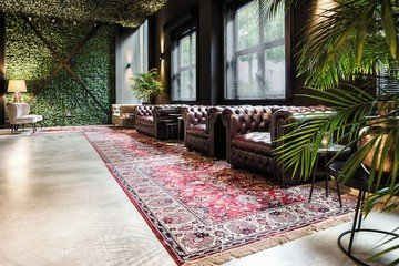 Amsterdam  Salle de réunion The Lounge by Wicked Grounds image 0