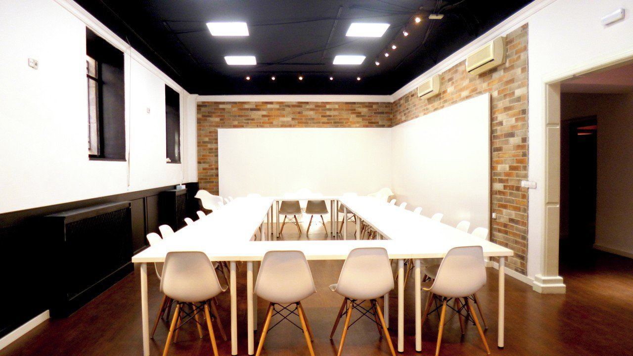 Madrid training rooms Meeting room Espacio Martires de Alcala image 11