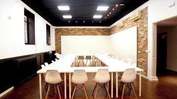 Madrid training rooms Salle de réunion Espacio Martires de Alcala image 11