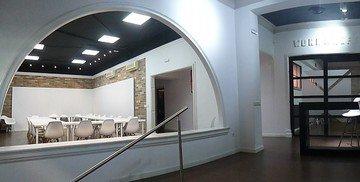 Madrid training rooms Salle de réunion Espacio Martires de Alcala image 6