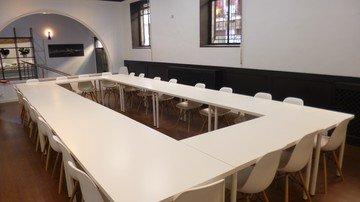 Madrid training rooms Salle de réunion Espacio Martires de Alcala image 8