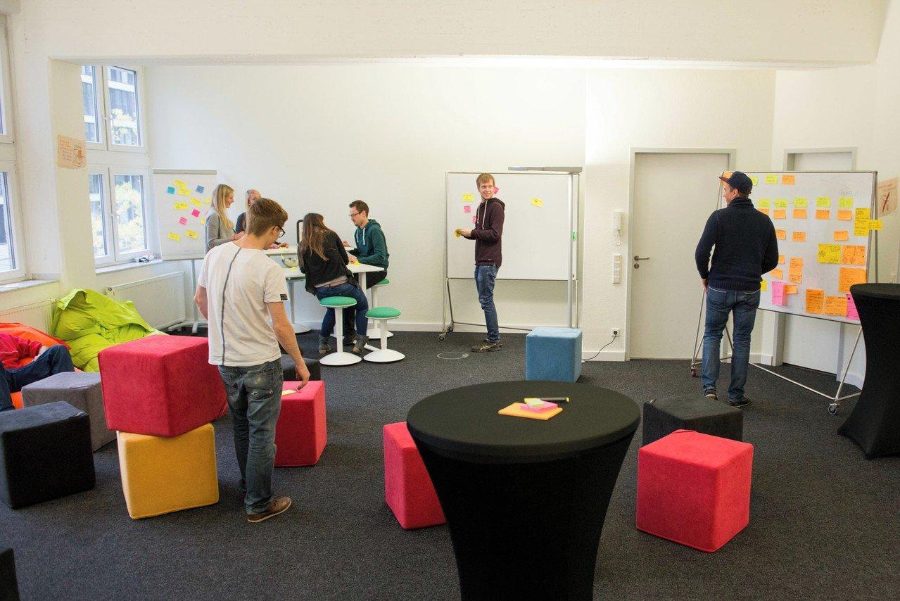 Düsseldorf training rooms Workshop San Diego image 0