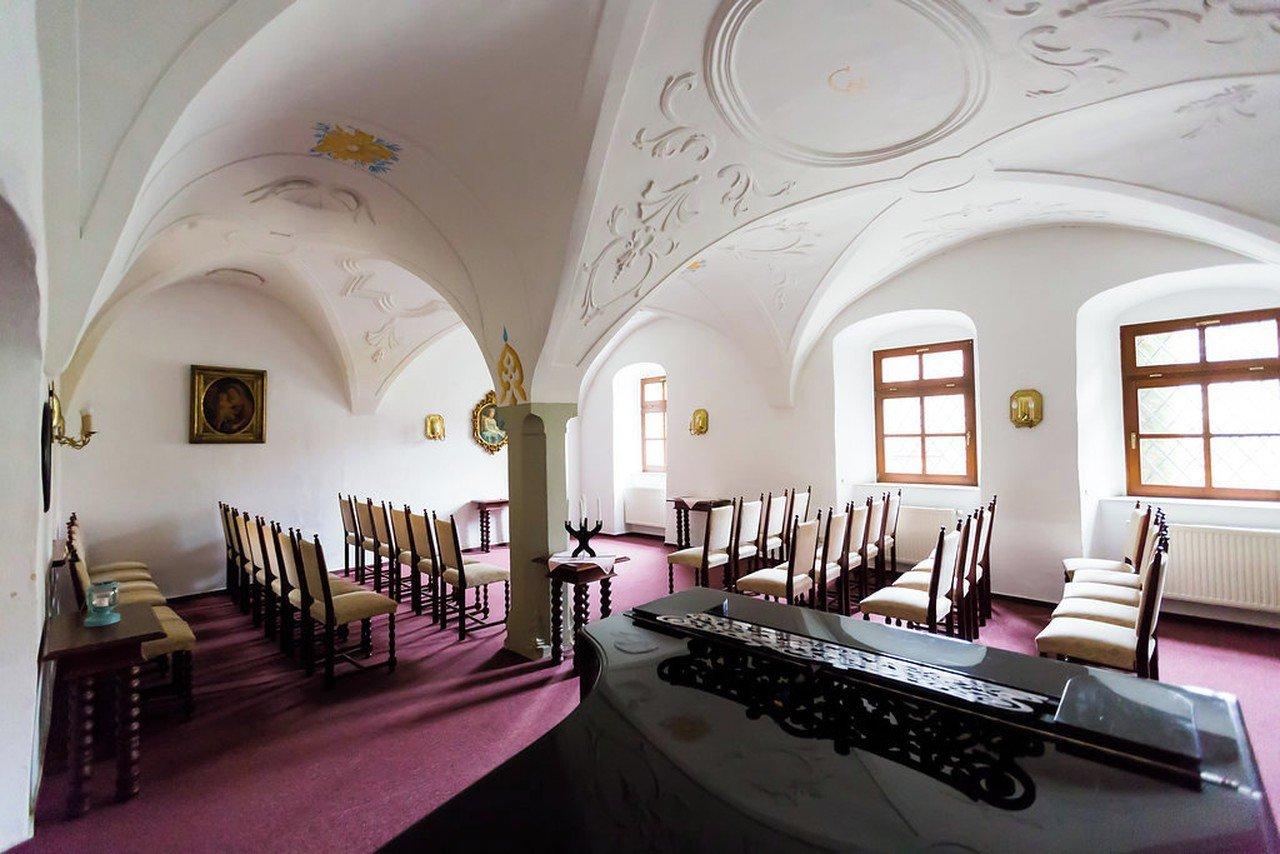 Dresden  Salle de réunion Location Schloss Röhrsdorf image 0