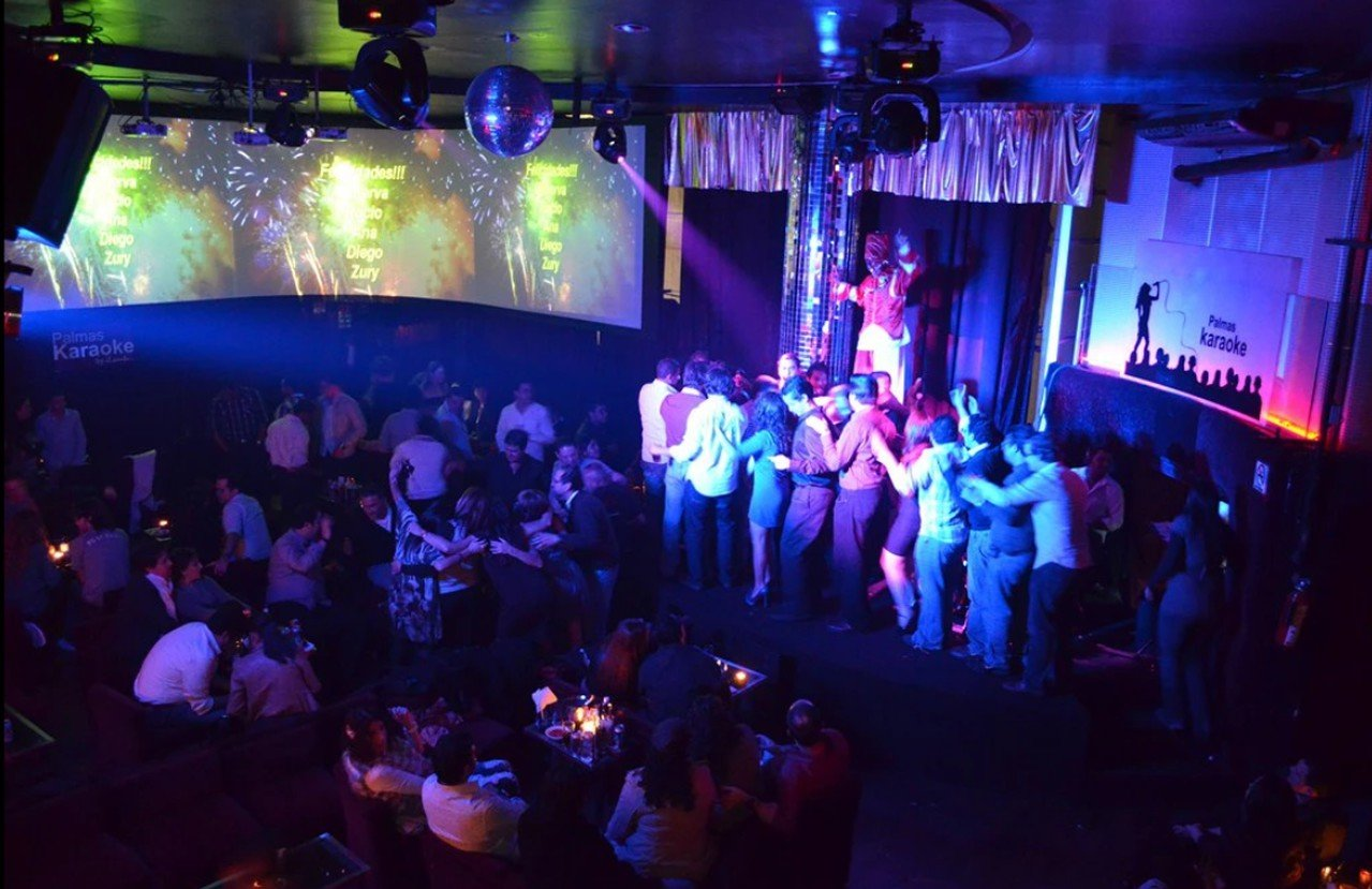 Rest of the World corporate event venues Restaurant Palmas Karaoke Santa Fe image 0