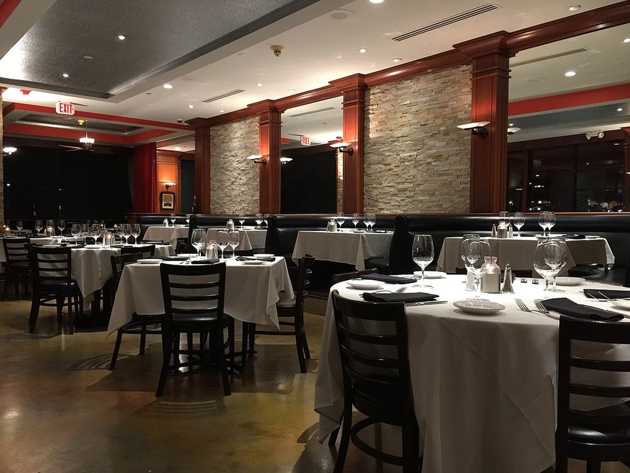 Rest of the World corporate event venues Restaurant Kaiser Grill Palm Desert image 0