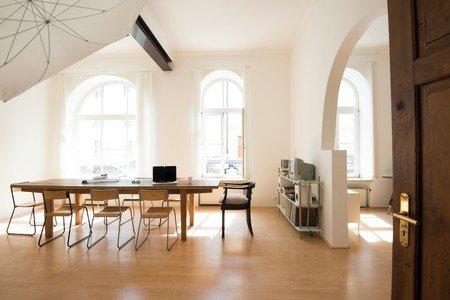 Munich  Meeting room Atelier Bergstadt image 0