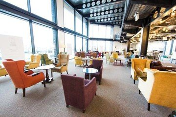 Manchester corporate event venues Espace de Coworking Ziferblat Media City - The Sitting Room image 0