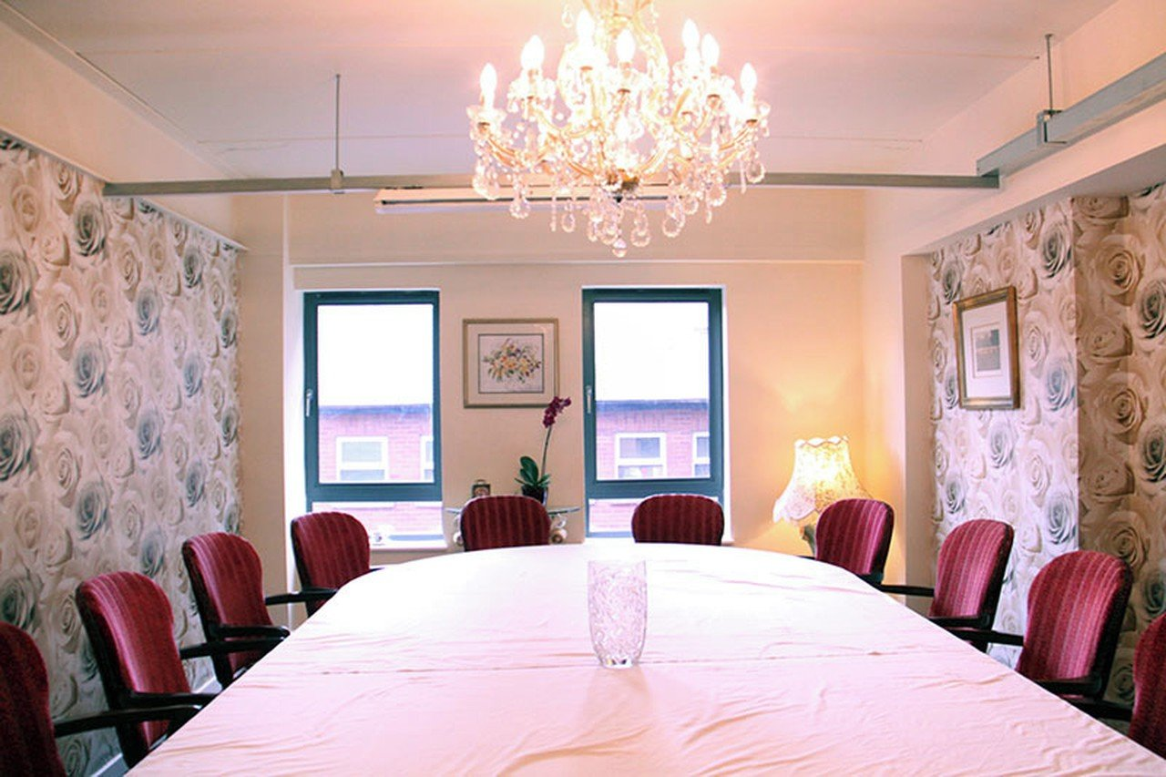Manchester conference rooms Coworking space Ziferblat Edge Street - The Dining Room image 0